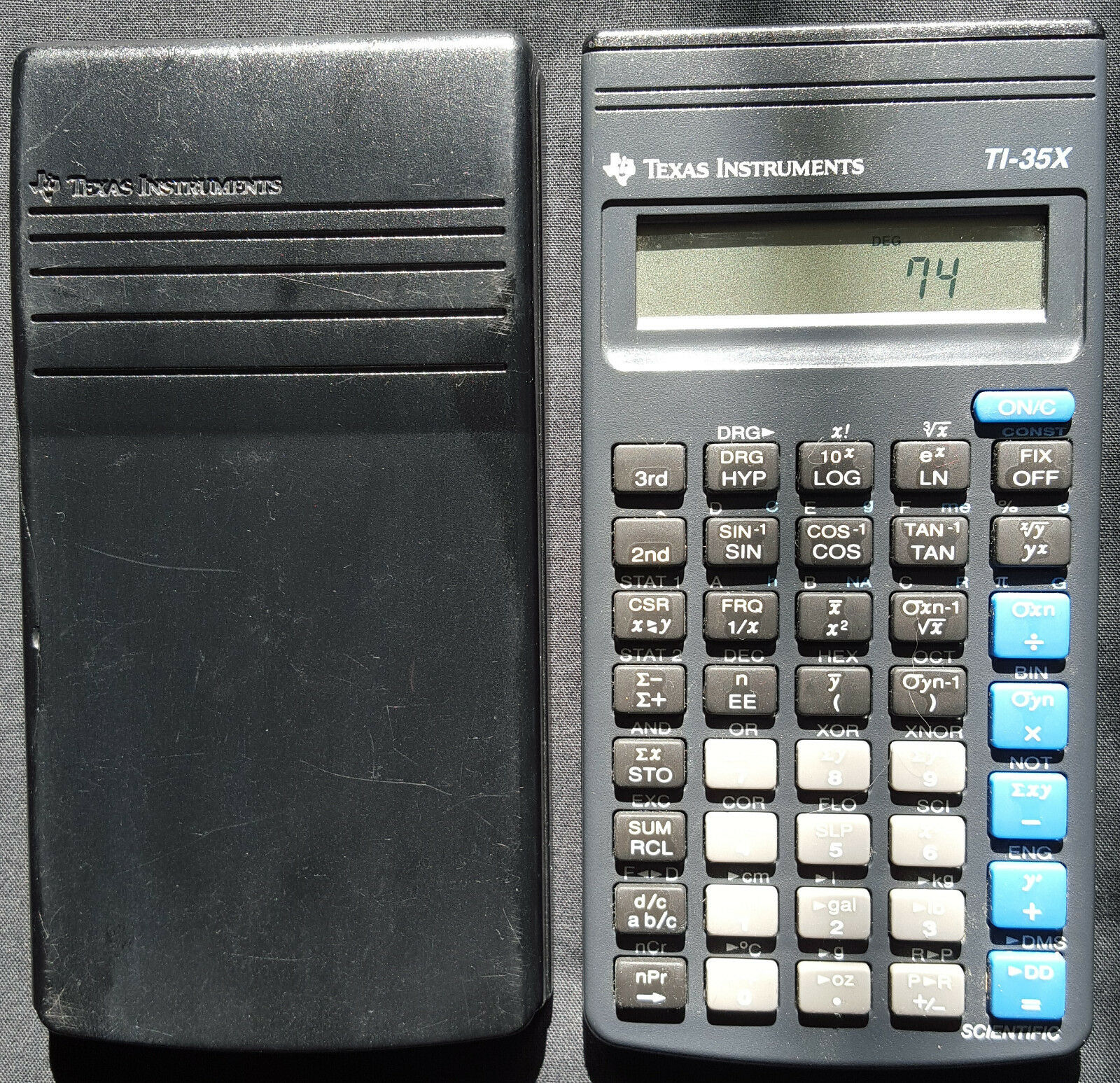 Texas Instruments TI-35X Scientific Calculator