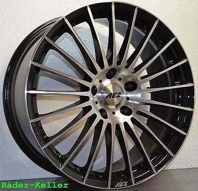 Neu 4 x 20 Zoll Alufelgen BMW 3er F31 GT 5er E60 6er 7er F01 AEZ Valencia