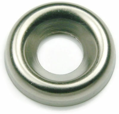 Stainless Steel Finishing Cup Washer 10 Qty 100