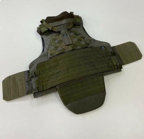Russian FSB Spetsnaz Emerald FORT Defender 2 vest replica