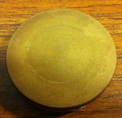 Titanium Nitride High-purity Sputter Target Tin 99.9 3 Dia X 0.125 Bonded