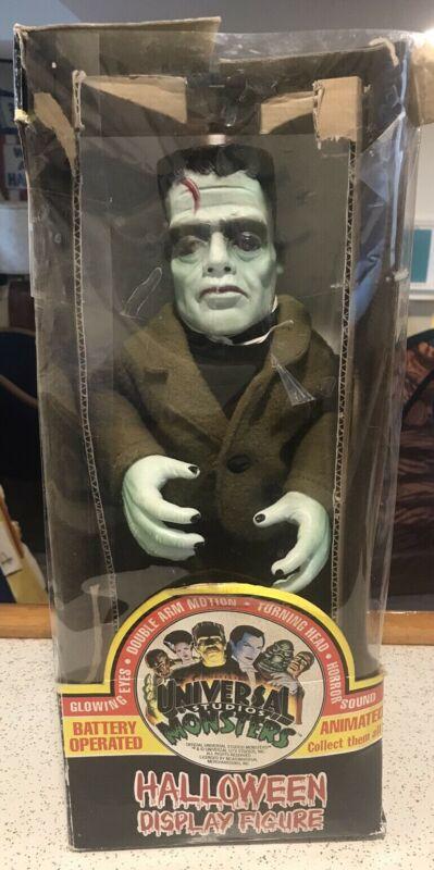 1995 Telco Universal Studios Monsters Frankenstein motion-ettes display figure