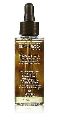 Alterna Bamboo Smooth Pure Kendi Treatment Oil Best for Thick & Coarse Hair