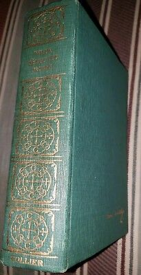1927 The Works of Oscar Wilde, Selected best known poems novels tales