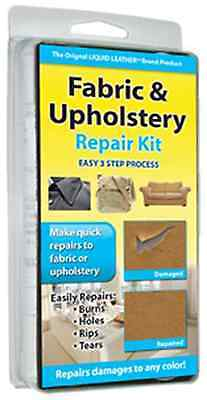 Fabric Upholstery Repair Kit Furniture Couch Luggage Vehicle Carpet Sofa Holes Crafts
