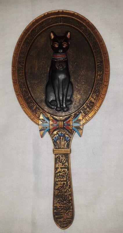 Egyptian Bastet (Cat) Hand Mirror
