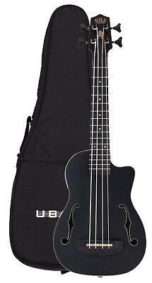 Kala Journeyman UBass Black U-BASS Mahogany with Gig Bag - New IN STOCK!  for sale  Jacksonville