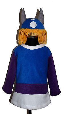 Wikinger Kostüm 2 teilig  - für Kinder in allen Größen ()