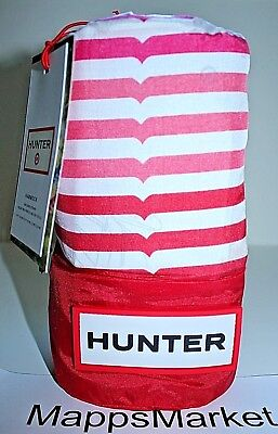 """NWT Authentic Hunter for Target Hammock 6'7""""W x 9'10""""L in Red ~ HOLDS 2 PEOPLE"""