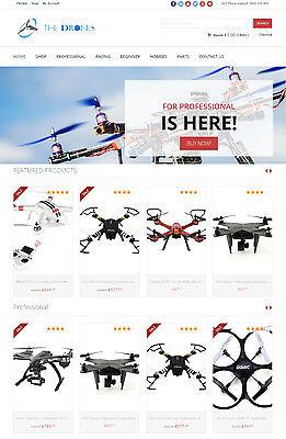 Drones Store - The Best Amazon Affiliate Website
