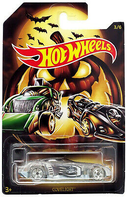 2019 Hot Wheels 1/64 Happy Halloween Covelight Die-Cast Car #3/6 GBC57
