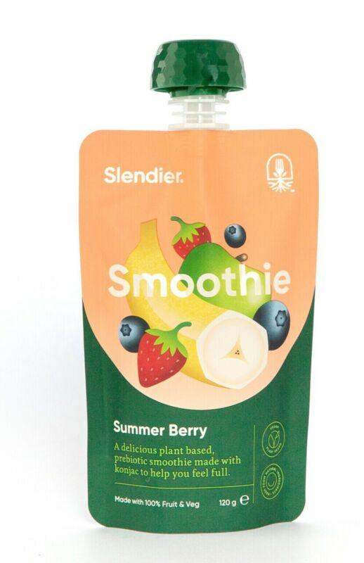 Slendier Summer Berry Smoothie 120g (Carton of 6)