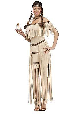 Moon Dancer Native American Indian Princess Adult Costume
