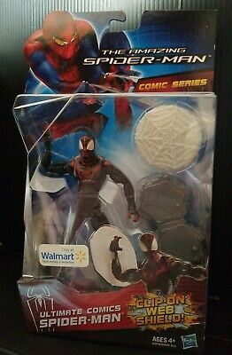 The Amazing Spider-Man Action Figure Comic-Series WalMart Exclusive  - Spiderman Action Figures Walmart