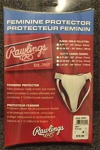 """Jill Strap"" feminine protector for girls"