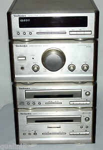 Technics System Compenent  Stereoanlage HD50