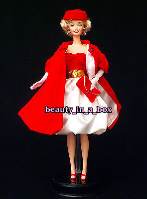 Marilyn Monroe Classic Reproduction Ensemble Celebrity Redress Loose Barbie Doll