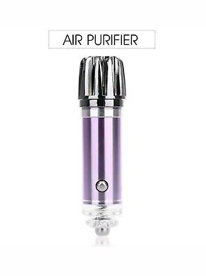 New.Car Ionizer Air Purifier, Best for Remove Smoke, Bad Odors, Dust etc.