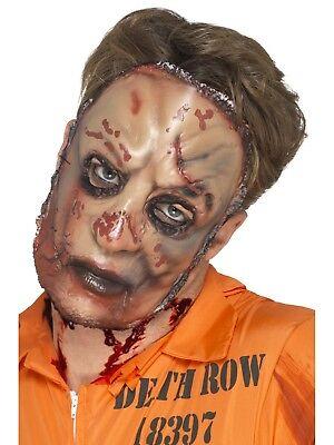 Zombie Fleisch Gesichtsmaske das Gesicht Bedeckend Halloween Maske
