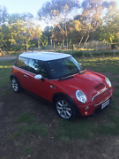 Mini Cooper S 2002/ 6 speed/Supercharged/ excellent car Gawler Gawler Area Preview