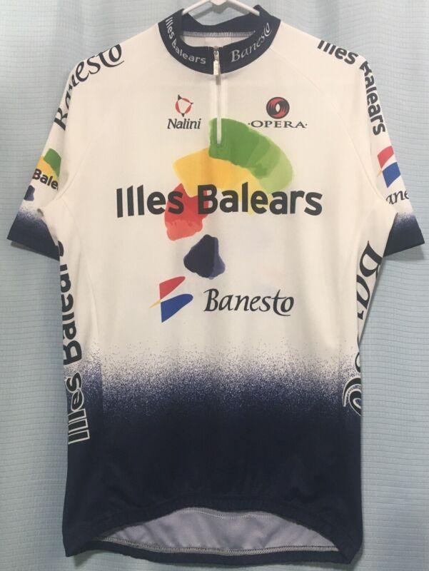 Retro Illes Balears Banesto 2004 Pro Cycling Team cap