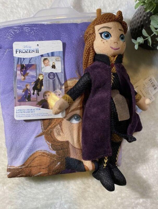 Disney frozen 2 Anna bath/wash set