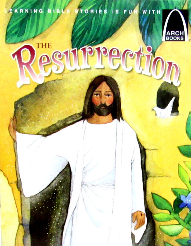 ARCH BOOKS The Resurrection (pb) Concordia Publishing House NEW