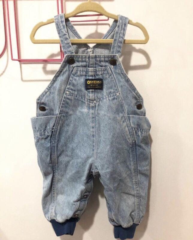 Rare style vintage oshkosh overalls