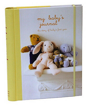 My Baby's Journal/ Keepsake Book