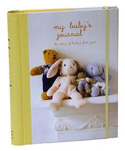 My Baby's Journal/ Keepsake Book