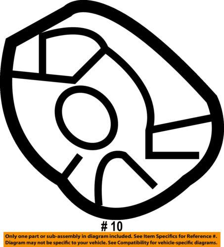 Gordie Boucher Ford >> FORD OEM 08-11 Focus Front Door-Latch Retainer Clip 6S4Z65219A24A 720163073207   eBay