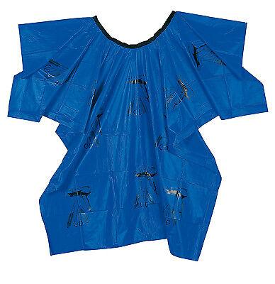 Friseurumhang Werkzeugmotiv Friseur Qualität Schneideumhang blau #1