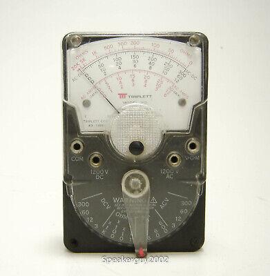 Vintage Triplett 310 - Type 5 Vom Mighty Mite Multi-meter -- Kt