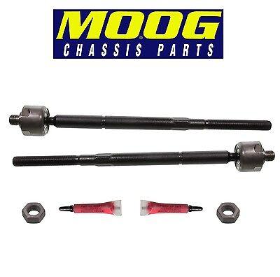 For Dodge Journey 2009-2015 Pair Set of 2 Front Inner Tie Rod Ends MOOG EV800611
