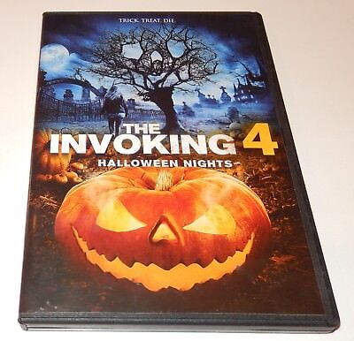 The Invoking 4: Halloween Nights  (DVD, 2017) WS 5 Tales