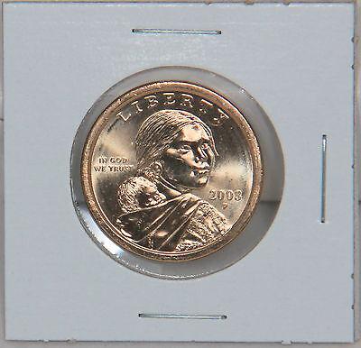 SACAGAWEA 2003 P DOLLAR COIN UNCIRCULATED BU