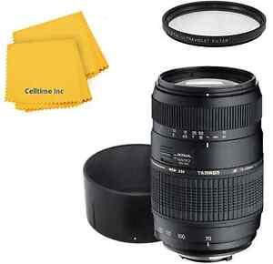 Tamron 70-300mm Di LD AF Lens for Nikon D3100 D3200 D3300 D5100 D5200 & D5300