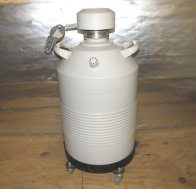 Cryo Liquid Nitrogen Storage Tank Model 25ld-sf