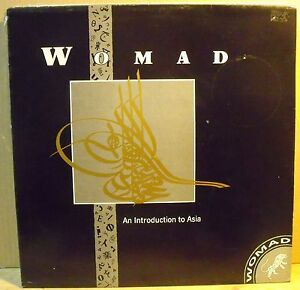 VARIOUS-WOMAD-An-Introduction-to-Asia-LP-Mint-Never-PLayed