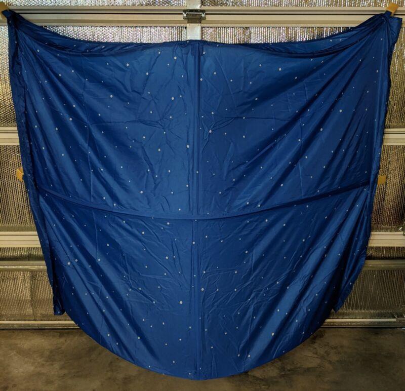 Ikea Kura Bed Canopy Tent Blue Twin Bed