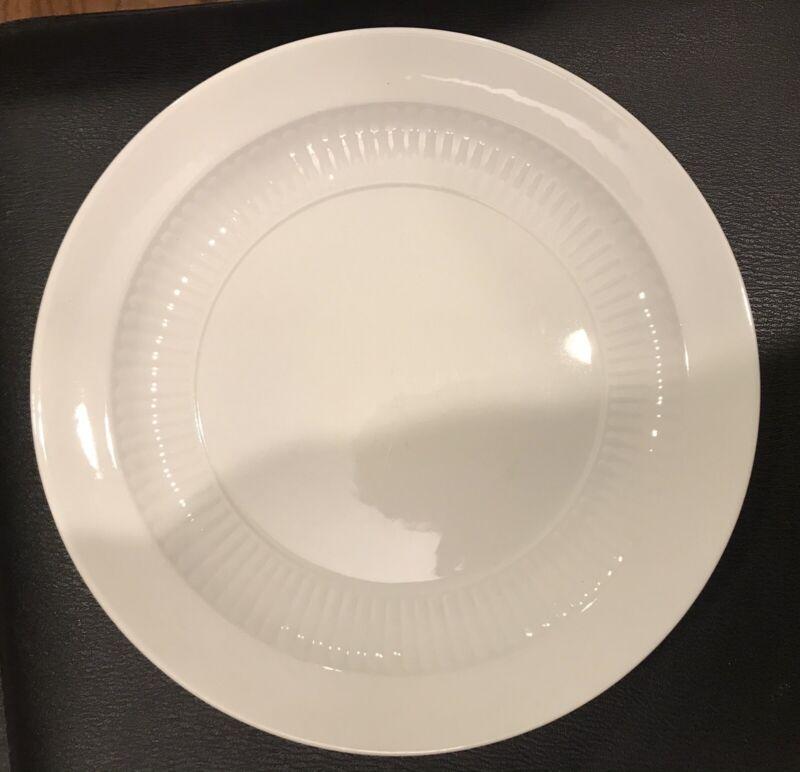 "(Set of 4) England WM Adams & Sons Real English Ironstone Micratex Plates 7.9"""