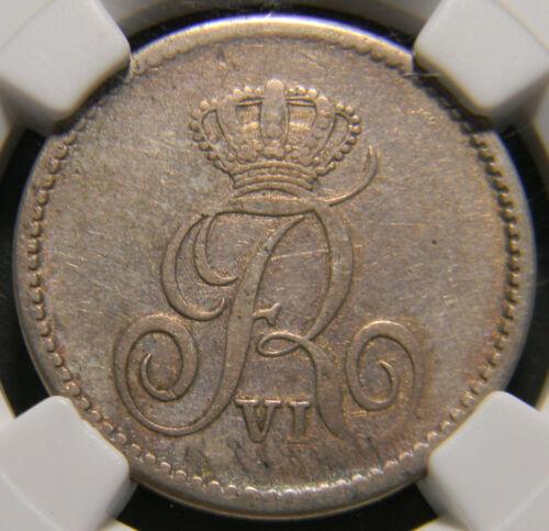Denmark 1820 IFF Speciedaler Silver Coin KM# 695.1 NGC VF