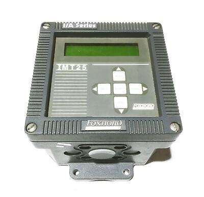 Foxboro Ia Series Magnetic Flow Sensor Imt25-sdadb11k-a Imt25