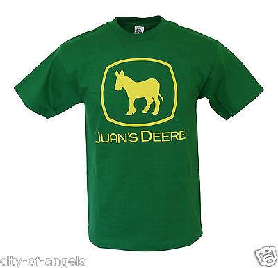 Juan' Deer Parody Men's Funny Humor Mexican Spanish Hispanic T (Funny Deer)