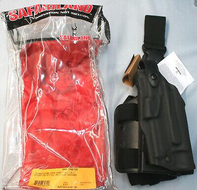 Safariland 6305-7742-132 Als Drop-rig Tactical Holster Sig P220r P226r Wtlr1