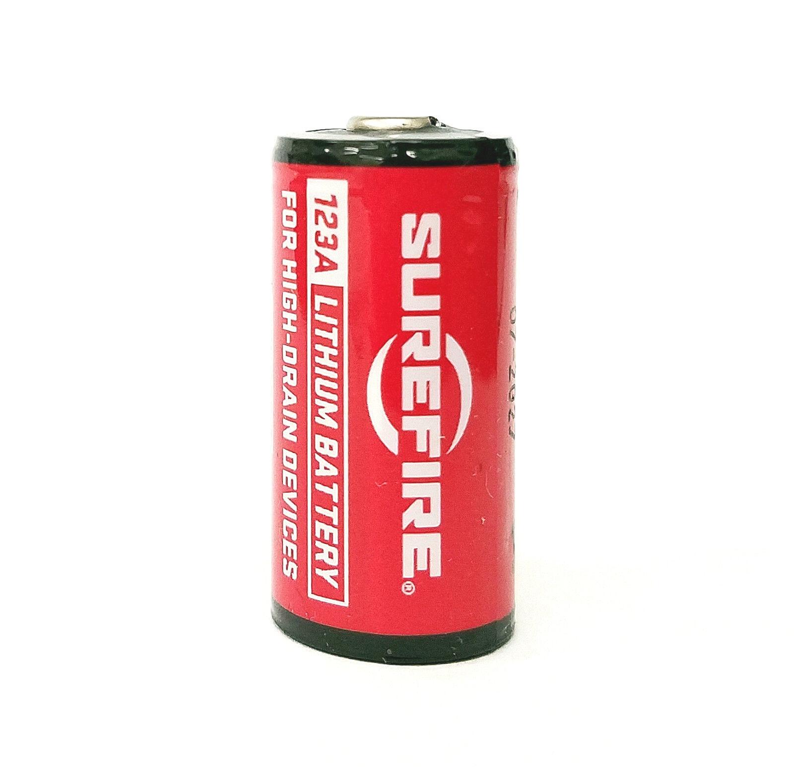 1 SureFire 123A SF123A CR123A Lithium 3V 3 VOLT Batteries