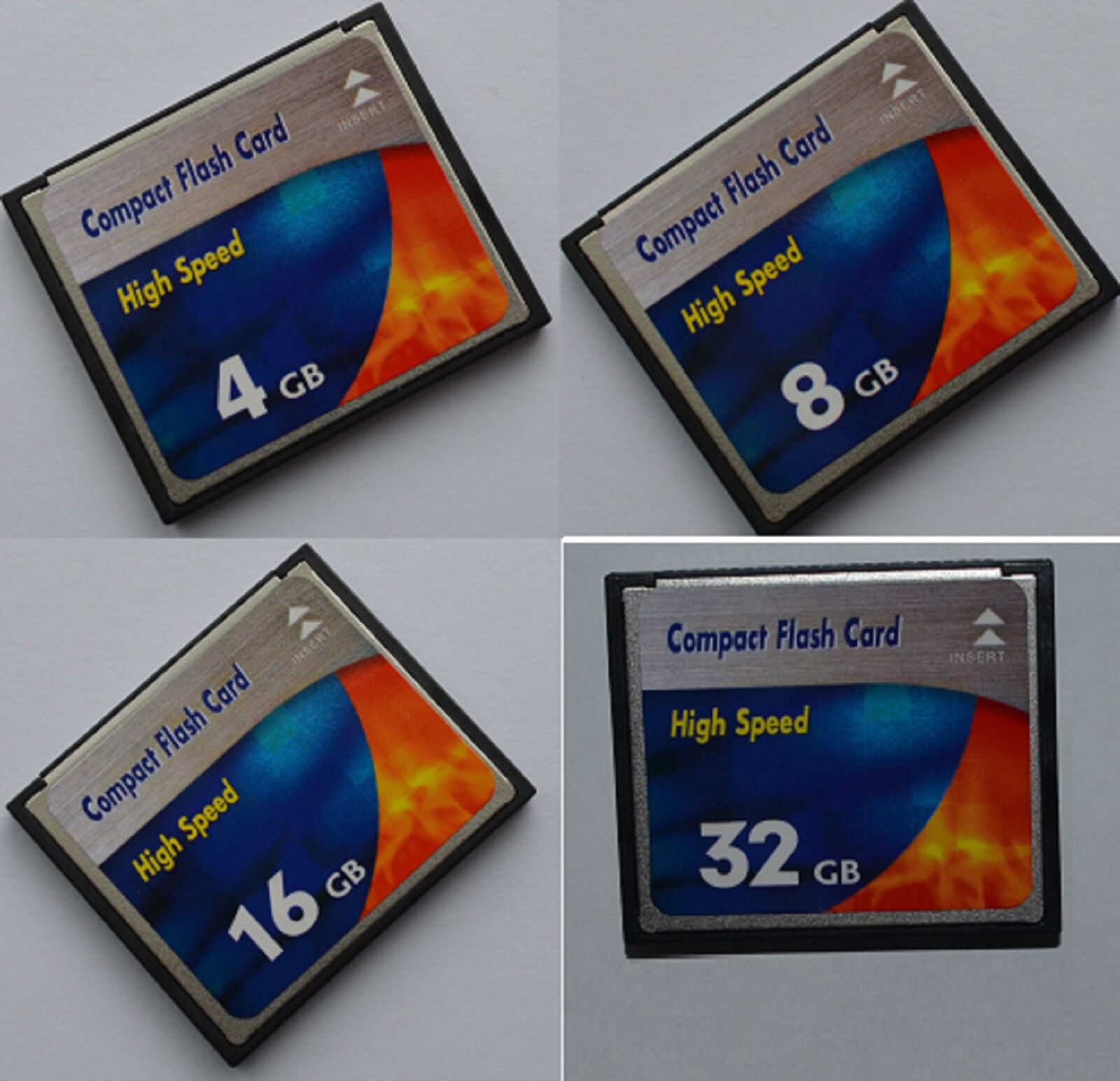 Compact Flash Karte.Speicherkarte Compact Flash Cf Karte 4 Gb 8 Gb 16 Gb 32 Gb Für Digital Kamera
