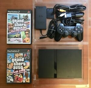 PlayStation 2 PS2 Console System Bundle