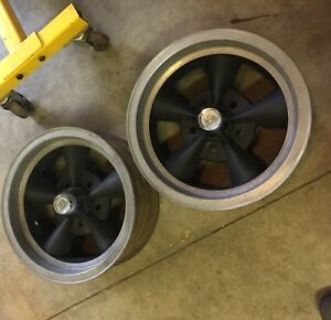 Torque Thrust rims
