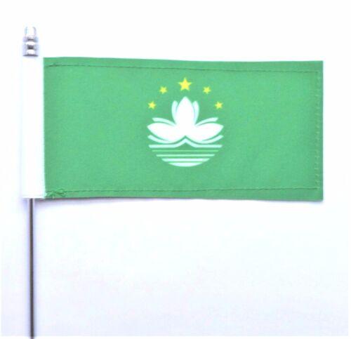 China Macau Region Ultimate Table Flag